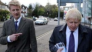 İngiltere Başbakanı Boris Johnson'a kardeş kazığı
