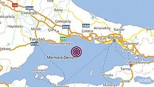 İstanbul beşik gibi sallanıyor... Silivri'de yeni deprem