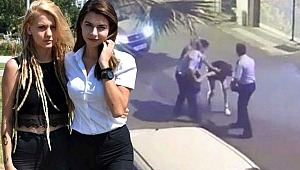 İzmirli kızları döven polis, bağış yapmayı reddedip sanık oldu
