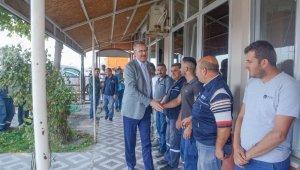 Karacabey Belediyesi personelinden örnek davranış - Bursa Haberleri