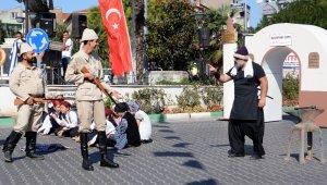 Karacabey'in düşman işgalinden kurtuluşunun 97. yılı törenlerle kutlandı - Bursa Haberleri