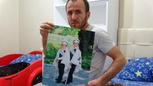 Kayıp çocuklarının eşinin yanında olduğunu öğrenen baba fenalık geçirdi - Bursa Haberleri