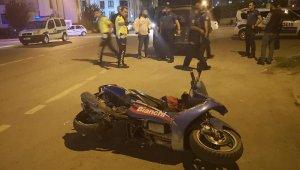 Kazaya karışan motosiklet sürücüsü dövüldü - Bursa Haberleri