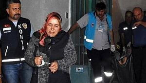 Kocasının başını keserle ezerek öldürdü, nereden esinlendiğini açıkladı