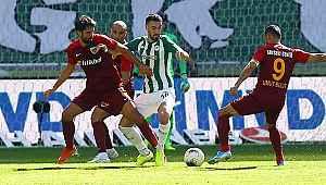 Konyaspor, Kayserispor'u 2-1 mağlup etti