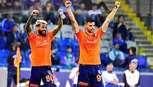 Medipol Başakşehir, Çaykur Rizespor'u 5-0 mağlup etti