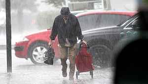 Meteoroloji'den 22 il için kuvvetli yağış uyarısı!