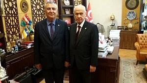 MHP Bilecik İl Başkanı istifa etti