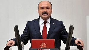 MHP'den ihraç edilen Samsun Milletvekili Erhan Usta, Ali Babacan'ın yeni partisinde!