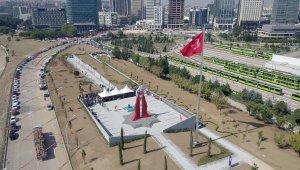 Mihraplı Şehitler Anıtı törenle açıldı - Bursa Haberleri