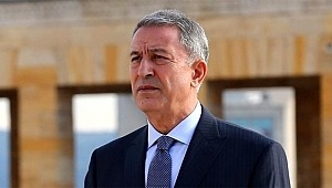 Milli Savunma Bakanı Akar'dan ABD'ye sert mesaj