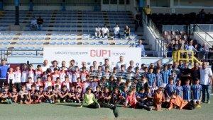 Minikler Karacabey Cup1 Turnuvası'nda ter döktü - Bursa Haberleri