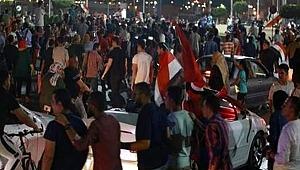 Mısır'da darbeci Sisi karşıtı gösterilerde sular durulmuyor! 650 kişi gözaltına alındı