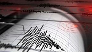 Muğla'nın Datça ilçesi açıklarında 3,7 büyüklüğünde deprem
