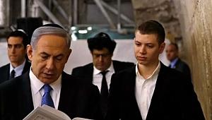 Netanyahu'nun oğlu, İstanbul paylaşımıyla sosyal medyanın gündemine oturdu