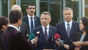 """Oktay: """"Biz neyle uğraşıyoruz, Kılıçdaroğlu neyle uğraşıyor"""""""
