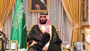 Petrol tesisleri vurulan Suudi Arabistan'ın veliaht prensinden İran açıklaması