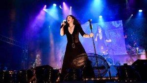 Rock Festivali'nde Şebnem Ferah coşkusu