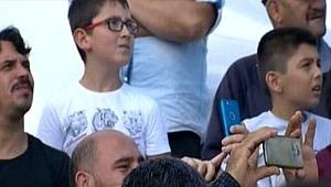 Solo Türk'ün gösteri uçuşu, izleyenlerin nefesini kesti