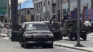 Somali'de Türk öğretmenlerin bulunduğu araca bombalı saldırı