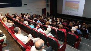 Taneli'den alzheimer konferansı - Bursa Haberleri