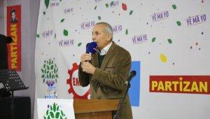 Tunceli'de HDP il eş başkanları gözaltına alındı