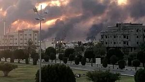 Üç ülke, petrol tesislerine yapılan saldırı için İran'ı sorumlu tuttu