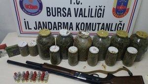 28 kilo esrarla yakalanan şahıslara 8 yıl 4 ay ceza verildi - Bursa Haberleri