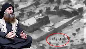 ABD, DEAŞ terör örgütü lideri Bağdadi'nin öldürüldüğü operasyonun görüntülerini yayınladı