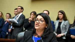 ABD Temsilciler Meclisi'ndeki Filistinli üye, Türkiye'yi sırtından vurdu