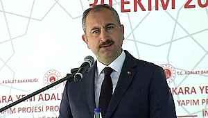 Adalet Bakanı Abdülhamit Gül'den avukatlara güzel haber