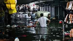 AFAD'dan çok sayıda şehir için sel uyarısı