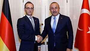 Alman Hükümetinde 'Güvenli Bölge' çatlağı: Bakan Maas'ın Türkiye ziyareti tartışma yarattı