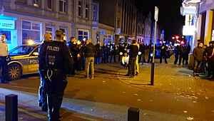 Almanya'da terör örgütü yandaşları Türk kahvesine saldırdı