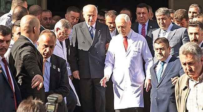Bahçeli'nin sağlık durumu ile ilgili MHP'den yeni açıklama