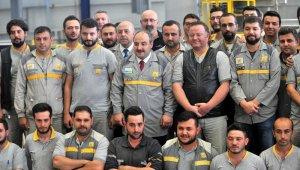 """Bakan Varank: """"Ülkemizde ilk defa alüminyum motor bloğu üretilecek"""" - Bursa Haberleri"""