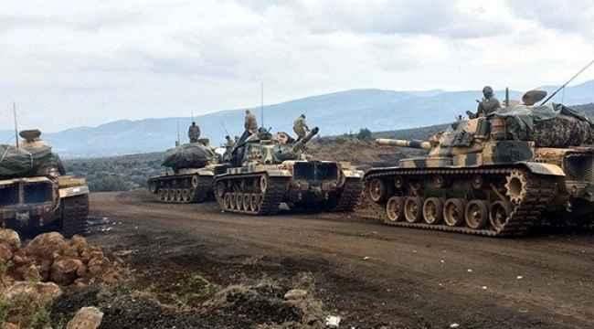 Bakanlık, Barış Pınarı Harekatı'nda etkisiz hale getirilen terörist sayısını açıkladı