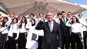 Bakanlık, Mehmetçiğe selam gönderlere teşekkür videosu yayınladı