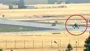 Barış Pınarı Harekatı resmen başladı... F-16'lar peş peşe havalandı