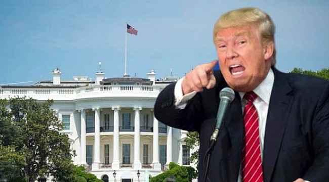 Beyaz Saray'daki Türkiye toplantısında kavga çıktı... Trump çıldırdı