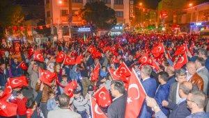 Binlerce Karacabeyli Mehmetçiğe destek için selam duracak - Bursa Haberleri