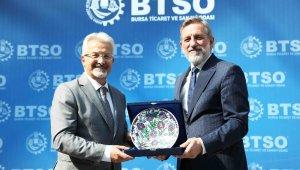 BTSO ve Nilüfer'den iş birliği vurgusu - Bursa Haberleri