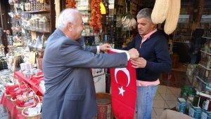 Bursa Kent Konseyi'nden Barış Pınarı Harekatı'na bayraklı destek - Bursa Haberleri