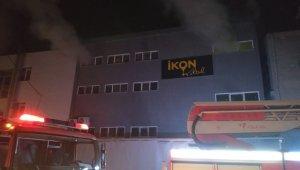 Bursa'da yangın... Bekçiler fark etti - Bursa Haberleri