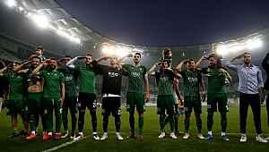 Bursaspor kendi sahasında mutlu - Bursa Haberleri