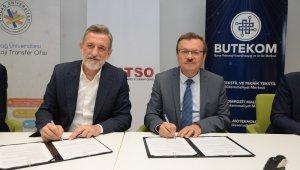 BUTEKOM ve BUÜ TTO'dan Ar-Ge ve inovasyon için işbirliği - Bursa Haberleri