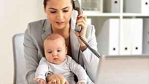 Çalışan annelere 0-60 aylık çocukları için 15 bin 600 lira ödenecek