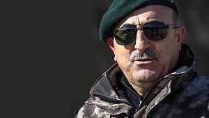 Çavuşoğlu'nun üniformalı pozu, İYİ Parti'yi rahatsız etti