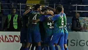 Çaykur Rizespor, Ankaragücü'nü 2-0 yendi