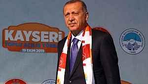 """Cumhurbaşkanı Erdoğan: """"1 katrilyon 798 trilyon lira olan 139 projenin açılışını yapıyoruz"""""""